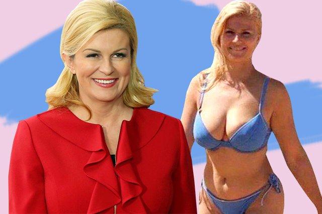 """Képtalálat a következőre: """"horvátország elnökasszonya"""""""